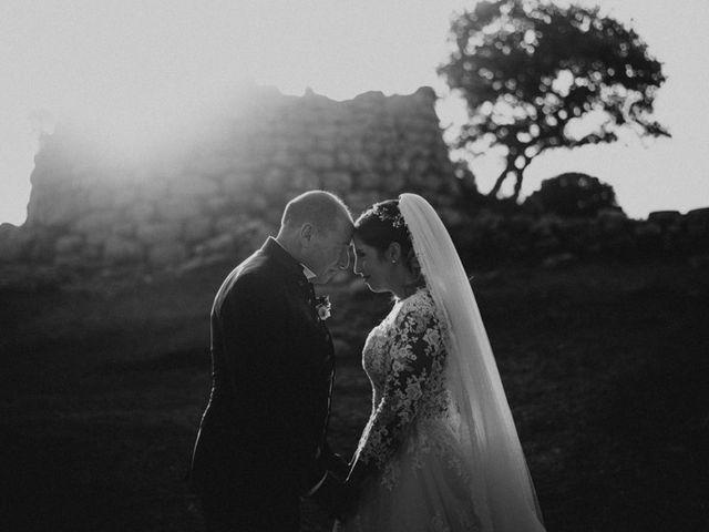 Il matrimonio di Giovanni e Luisangela a Benetutti, Sassari 139