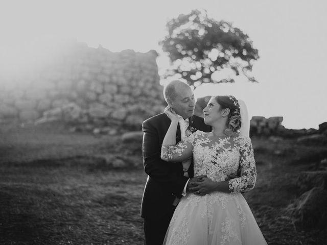 Il matrimonio di Giovanni e Luisangela a Benetutti, Sassari 142