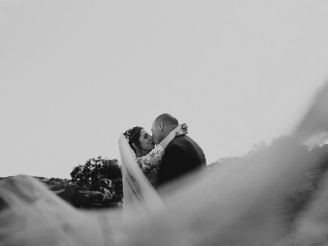 Il matrimonio di Giovanni e Luisangela a Benetutti, Sassari 144