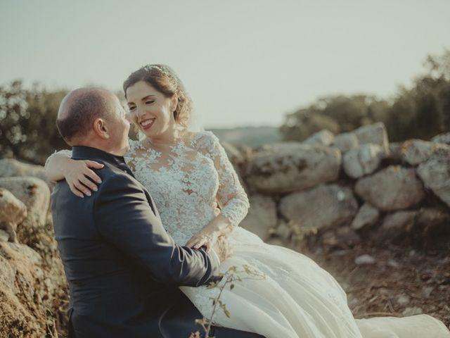 Il matrimonio di Giovanni e Luisangela a Benetutti, Sassari 149