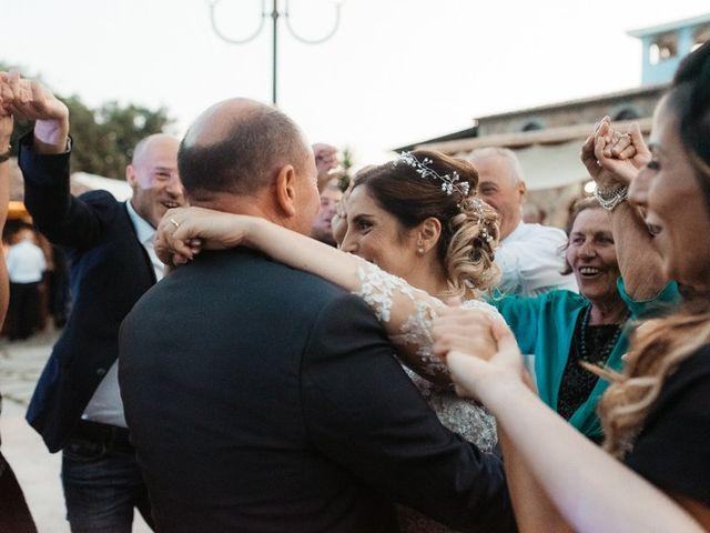 Il matrimonio di Giovanni e Luisangela a Benetutti, Sassari 156
