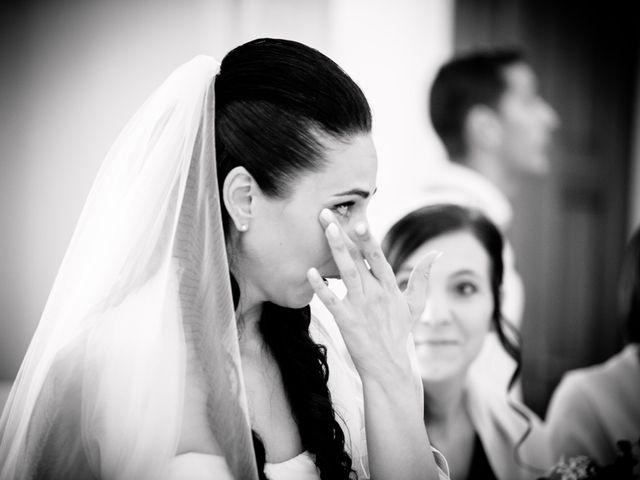 Il matrimonio di Francesca e Stefano a Valdobbiadene, Treviso 19