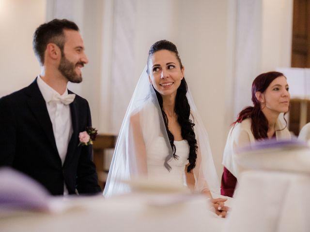 Il matrimonio di Francesca e Stefano a Valdobbiadene, Treviso 21