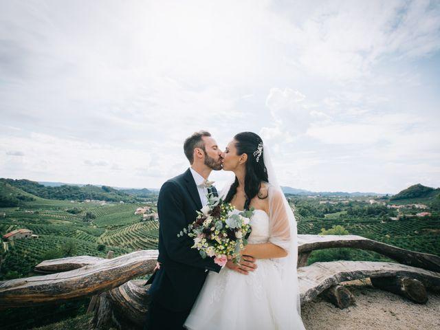Il matrimonio di Francesca e Stefano a Valdobbiadene, Treviso 25
