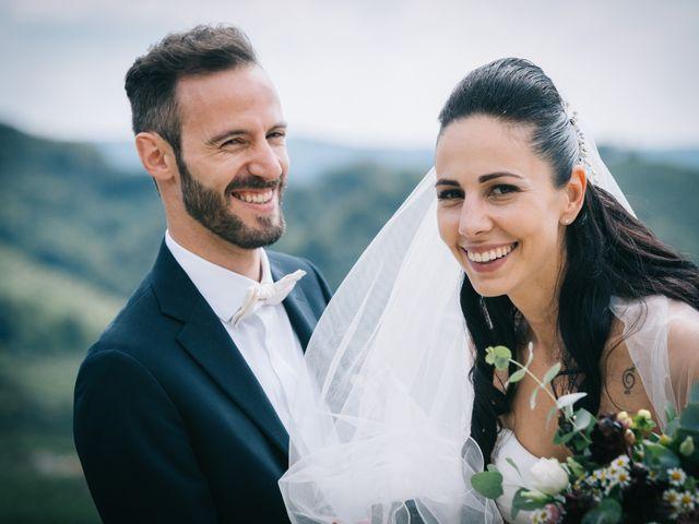Il matrimonio di Francesca e Stefano a Valdobbiadene, Treviso 26