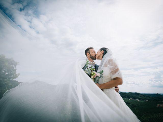 Il matrimonio di Francesca e Stefano a Valdobbiadene, Treviso 27