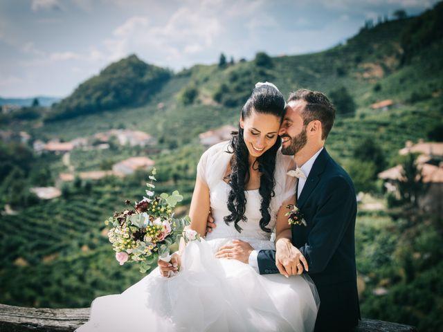 Il matrimonio di Francesca e Stefano a Valdobbiadene, Treviso 30