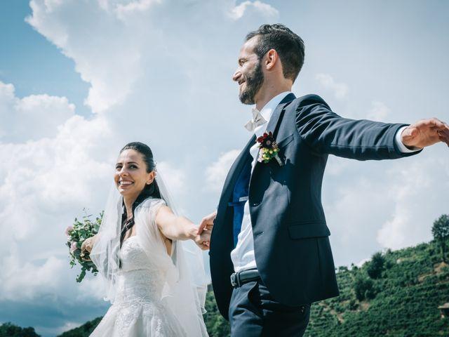 Il matrimonio di Francesca e Stefano a Valdobbiadene, Treviso 31