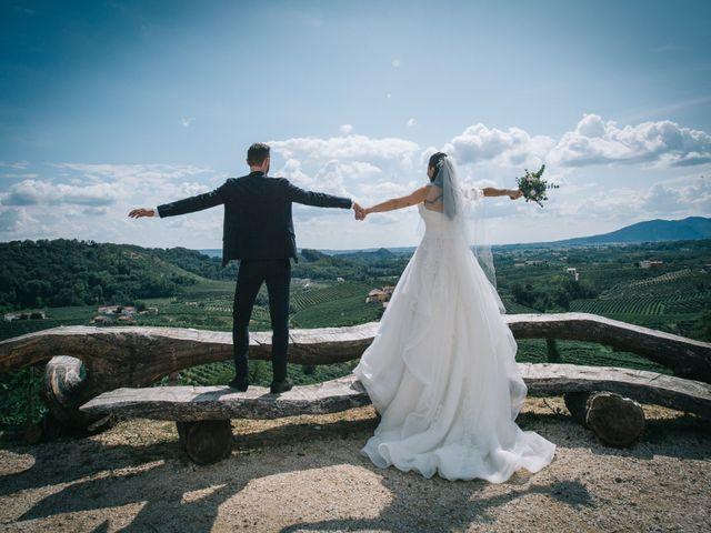 Il matrimonio di Francesca e Stefano a Valdobbiadene, Treviso 32
