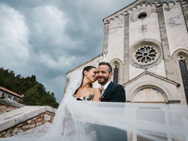 Il matrimonio di Francesca e Stefano a Valdobbiadene, Treviso 38