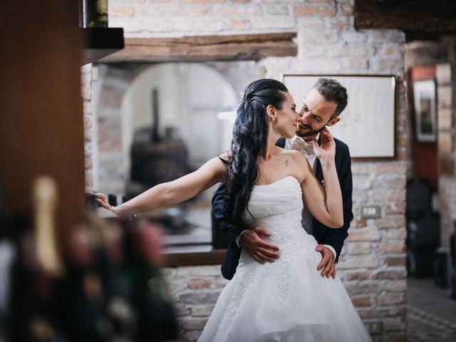 Il matrimonio di Francesca e Stefano a Valdobbiadene, Treviso 52
