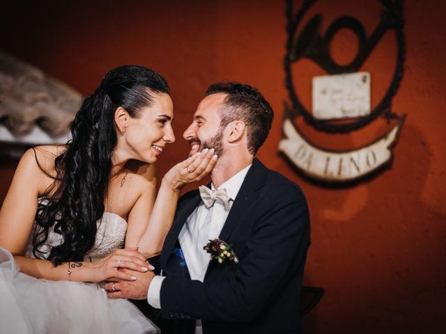 Il matrimonio di Francesca e Stefano a Valdobbiadene, Treviso 56