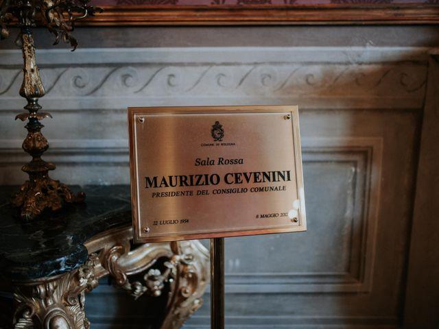 Il matrimonio di Alessio e Chiara a Bologna, Bologna 12