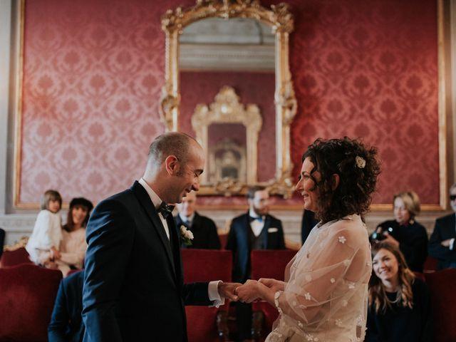 Il matrimonio di Alessio e Chiara a Bologna, Bologna 1