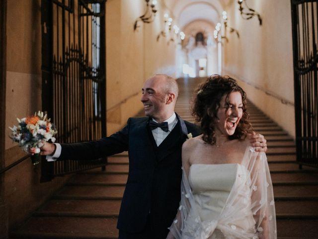 Il matrimonio di Alessio e Chiara a Bologna, Bologna 20