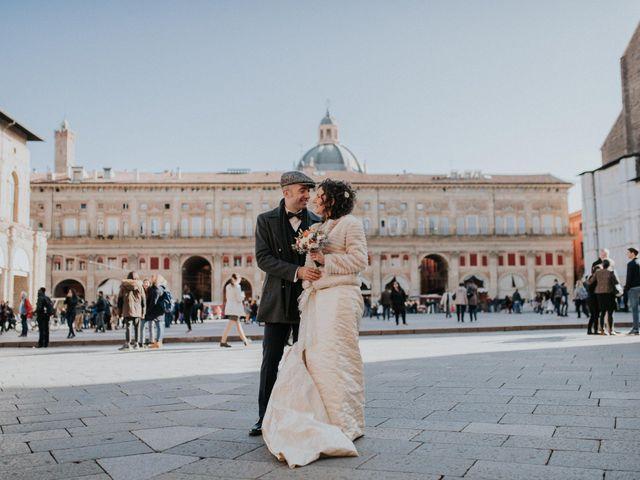 Il matrimonio di Alessio e Chiara a Bologna, Bologna 22