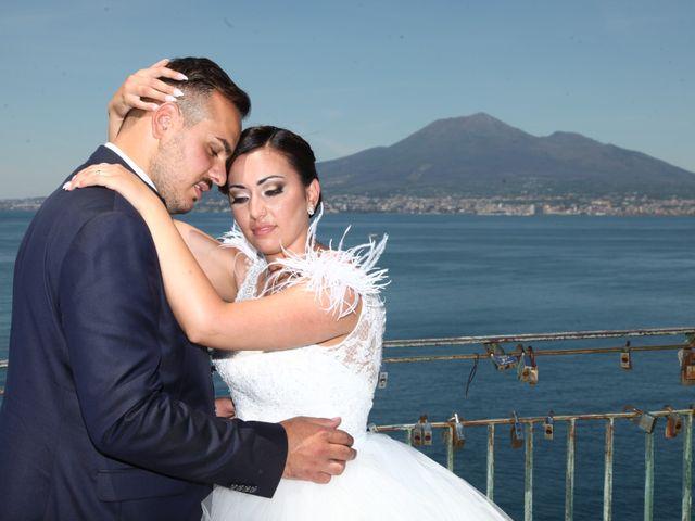 Le nozze di Francesco e Rina