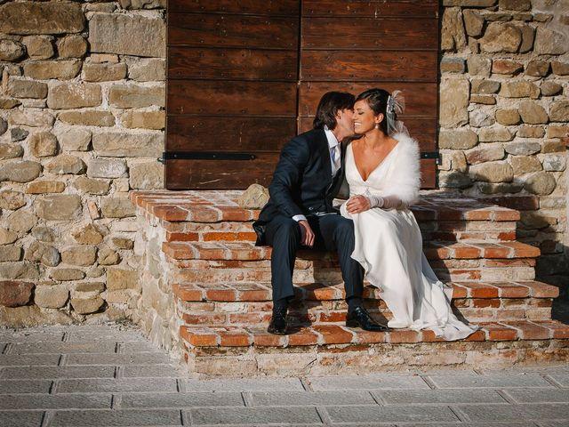 Il matrimonio di Maurizio e Marianna a Torgiano, Perugia 14