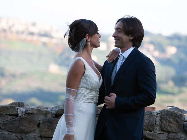 Il matrimonio di Maurizio e Marianna a Torgiano, Perugia 17