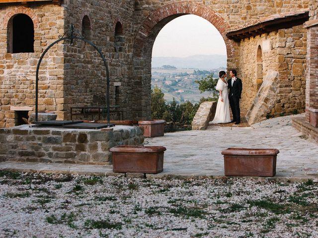 Il matrimonio di Maurizio e Marianna a Torgiano, Perugia 24