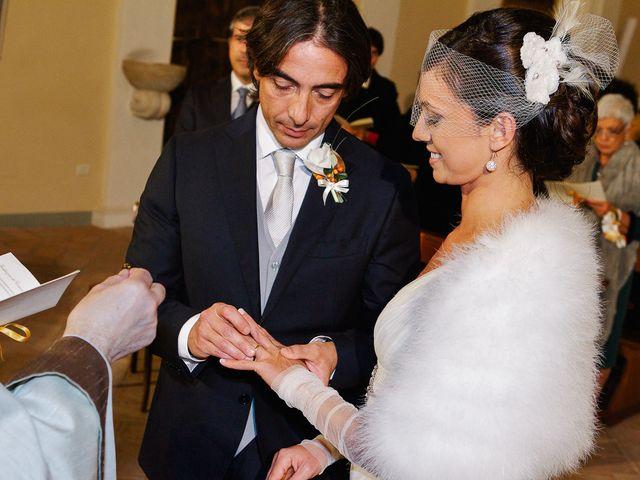 Il matrimonio di Maurizio e Marianna a Torgiano, Perugia 27