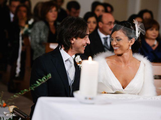 Il matrimonio di Maurizio e Marianna a Torgiano, Perugia 30