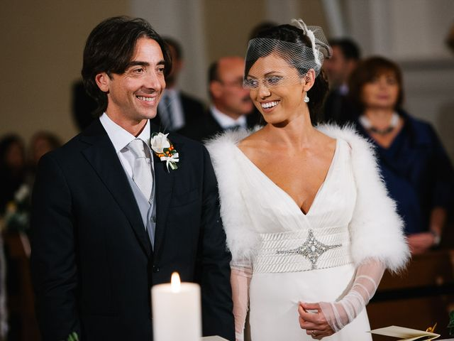 Il matrimonio di Maurizio e Marianna a Torgiano, Perugia 33