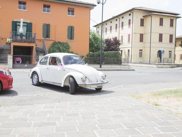 Il matrimonio di Simone e Lisa a Molinella, Bologna 24