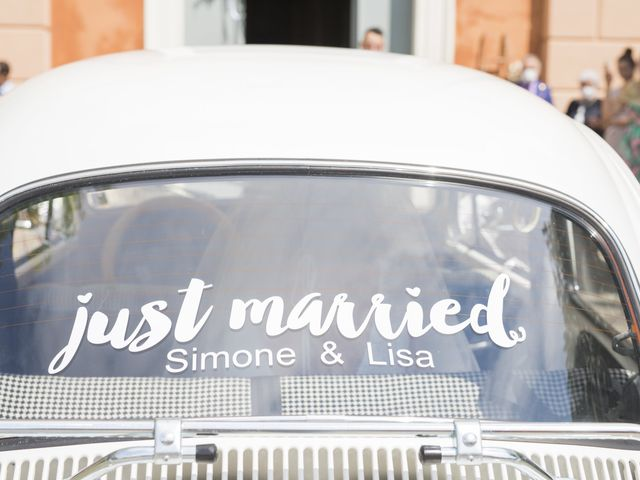 Il matrimonio di Simone e Lisa a Molinella, Bologna 26