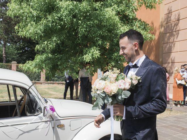 Il matrimonio di Simone e Lisa a Molinella, Bologna 27