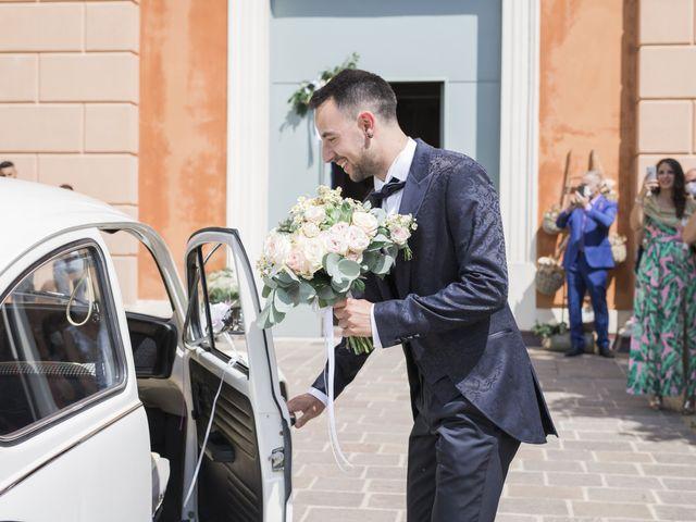 Il matrimonio di Simone e Lisa a Molinella, Bologna 28