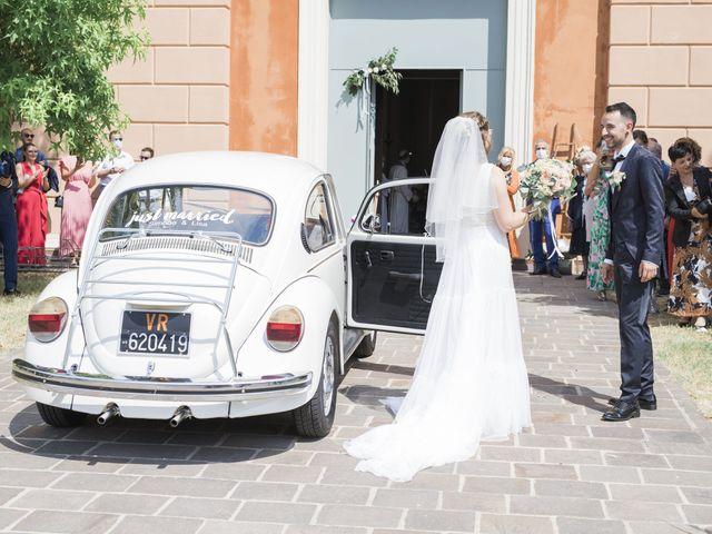 Il matrimonio di Simone e Lisa a Molinella, Bologna 29