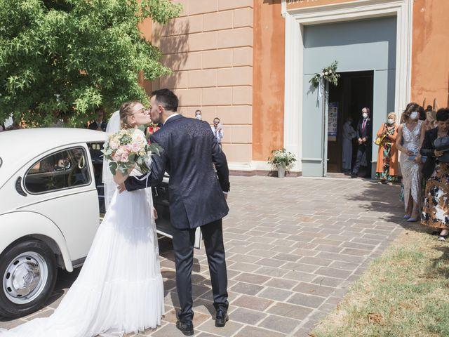 Il matrimonio di Simone e Lisa a Molinella, Bologna 30