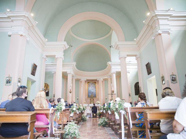 Il matrimonio di Simone e Lisa a Molinella, Bologna 31