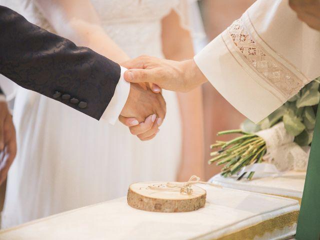 Il matrimonio di Simone e Lisa a Molinella, Bologna 32