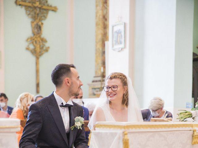 Il matrimonio di Simone e Lisa a Molinella, Bologna 36