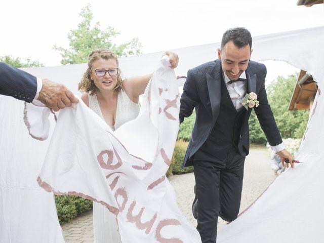 Il matrimonio di Simone e Lisa a Molinella, Bologna 52