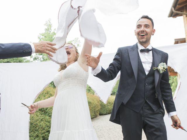 Il matrimonio di Simone e Lisa a Molinella, Bologna 53