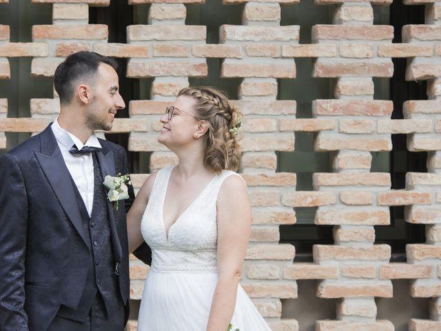 Il matrimonio di Simone e Lisa a Molinella, Bologna 57