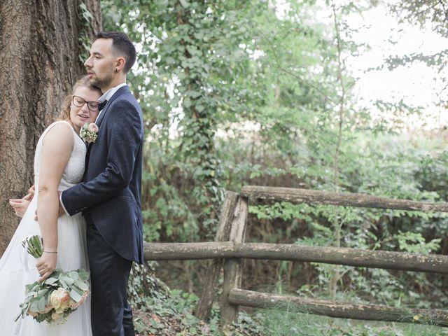 Il matrimonio di Simone e Lisa a Molinella, Bologna 59