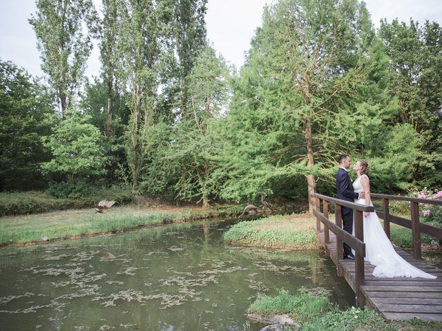 Il matrimonio di Simone e Lisa a Molinella, Bologna 63