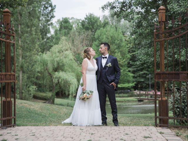 Le nozze di Lisa e Simone