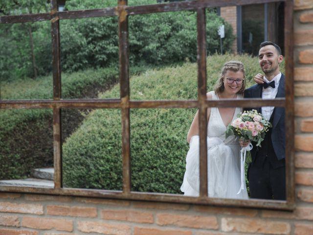 Il matrimonio di Simone e Lisa a Molinella, Bologna 65