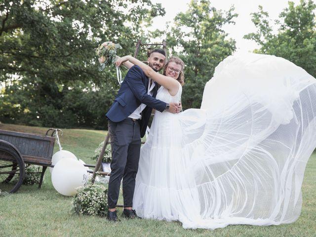 Il matrimonio di Simone e Lisa a Molinella, Bologna 67