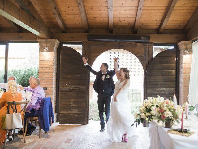 Il matrimonio di Simone e Lisa a Molinella, Bologna 69