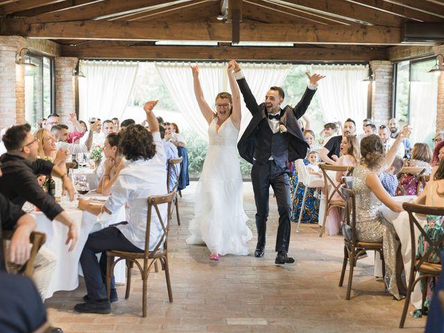 Il matrimonio di Simone e Lisa a Molinella, Bologna 70