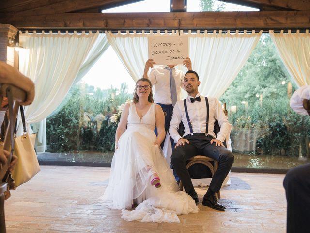 Il matrimonio di Simone e Lisa a Molinella, Bologna 72