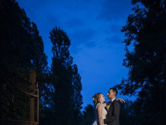 Il matrimonio di Simone e Lisa a Molinella, Bologna 74