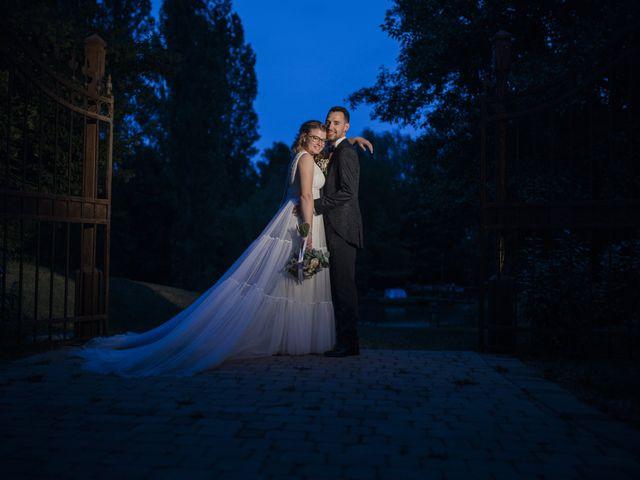 Il matrimonio di Simone e Lisa a Molinella, Bologna 75