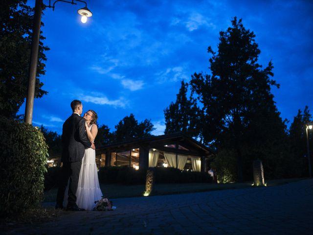 Il matrimonio di Simone e Lisa a Molinella, Bologna 78